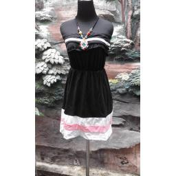 BR08269 - DRESS ASTRI ANAWATI BLACK