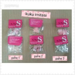 BR08469-3 - KUKU IMITASI - PAKET 3