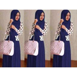 BR08867 - SHIREEN SET NAVY