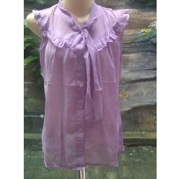 BR09520 - SALE BLOUSE CHIKA PURPEL