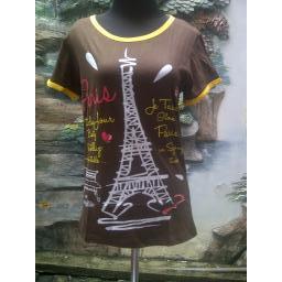 BR09530 - SALE KAOS PARIS