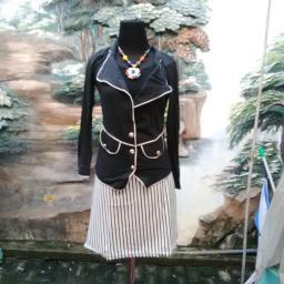 BR09630 - SALE DRESS JUIZ