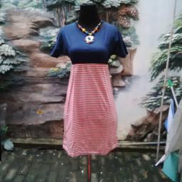 BR09673 - SALE DRESS SALUR AZKIA