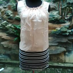 BR09863 - SALE DRESS MOTE PINK