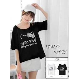 BR10332-1 - SALE HELLO KITTY - black