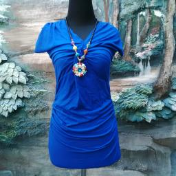 BR10412 - SALE DRESS BLUE