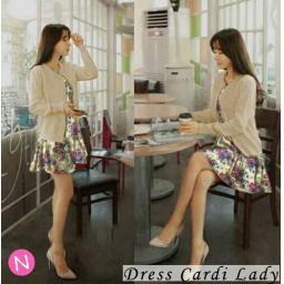 BR10922 - DRESS LADY