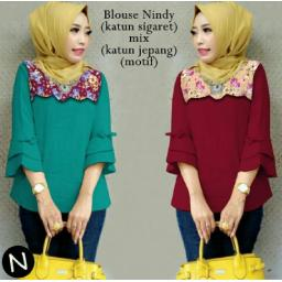 BR11878-2 - 6164 BLOUSE NINDY - maroon