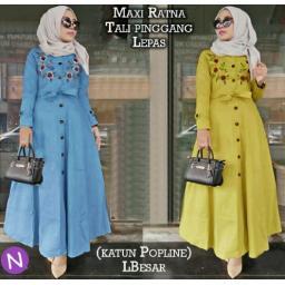 BR12481-2 - 8211 MAXI RATNA - kuning