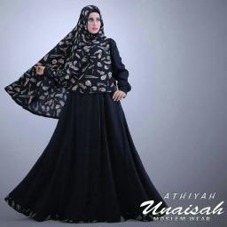 BR12543 - SYARI UNAISAH HITAM