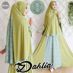 BR12747 - DAHLIA SYARI GREEN