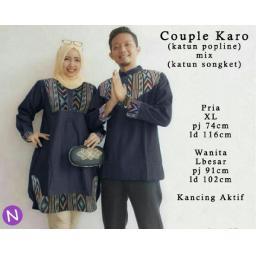 BR13103 - 103-02 COUPLE KARO