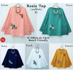 BR13498-5 - 57248 ROSIE TOP - kunyit