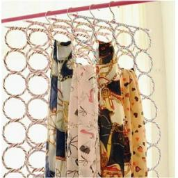BR13511 - Hanger gantung jilbab / Syal / Belt