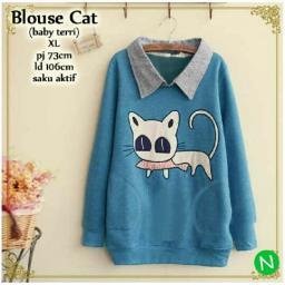 BR13517 - 45706 BLOUSE CAT