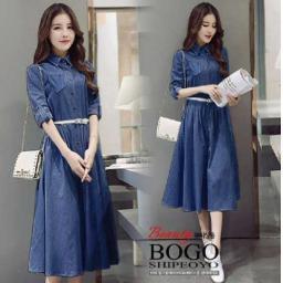 BR13645 - LONG DRESS MIZUKI