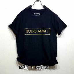BR13857 - BODO AMAT T-SHIRT TUMBLR TEE