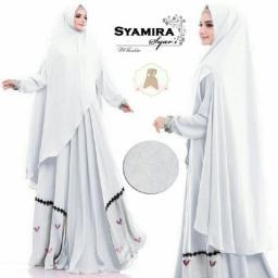 BR13947 - SYAMIRA SYARI WHITE (EP)
