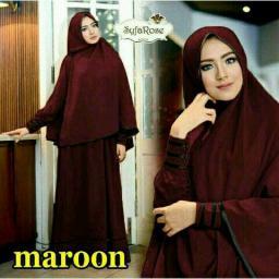 BR14128 - SYFA ROSE MAROON