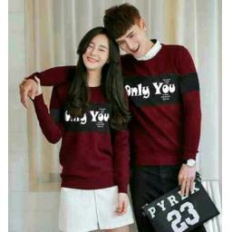 BR14131 - CP ONLY YOU MAROON