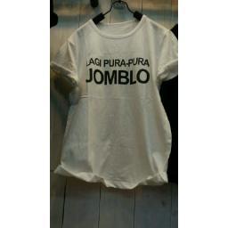 BR14209 - JOMBLO T-SHIRT TUMBLR TEE