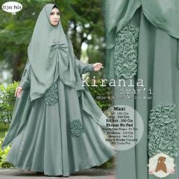 BR14549 - KIRANIA SYARI HIJAU (EP)