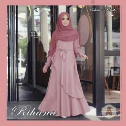 BR14843 - RIHANA SYARI PEACH (EP)