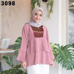 BR15378 - BLOUSE 3098 PINK