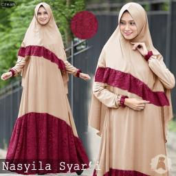 BR15739 - NASYILA SYARI CREAM (EP)