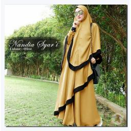 BR15881 - NANDIA SYARI OLIVE (EP)