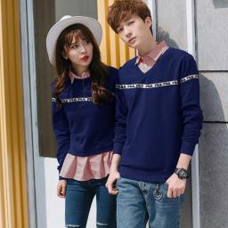 BR16096 - COUPLE SWEATER FILA NAVY