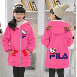 BR16389 - JAKET KIDS FILA HELLO KITTY FANTA