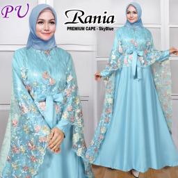 BR17064 - RANIA SYARI BLUE (PU)