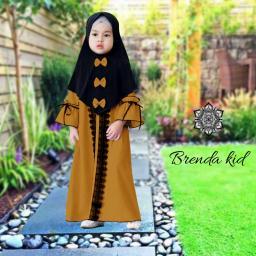 BR17128 - BRENDA SYARI KIDS MUSTARD