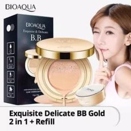 BR17353 - BIOAQUA BB CUSHION EXQUISITE &DELICATE; +REFIL