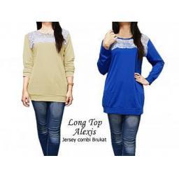 BR17390-2 - 32120 LONG TOP ALEXIS - biru