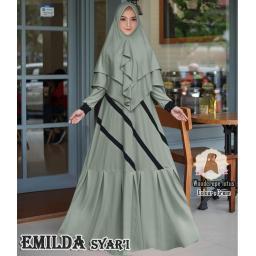 BR17932 - EMILDA SYARI GREEN (EP)