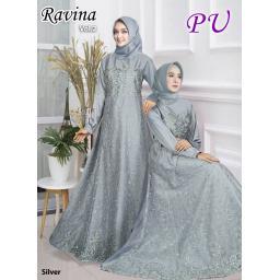 BR18186 - RAVINA SYARI GREY (PU)