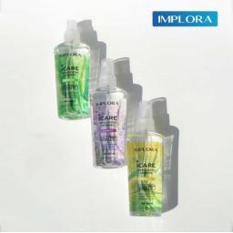 BR19203-1 - ICARE IMPLORA HAND SANITIZER CAIR 100ml - fresh lime