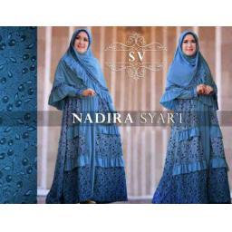 BR3612 - NADIRA SYARI (BLUE)