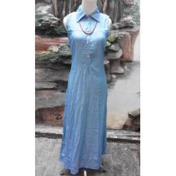 BR03915 - DRESS DENIM