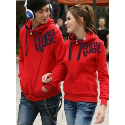 BR04518 - CP JAKET QING RED