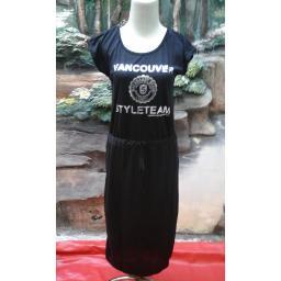 BR04618 - DRESS BLACK