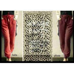 BR5302 - C16011 JOGGER PANTS 2 - plum