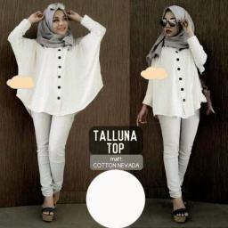 BR5851 - TALLUNA TOP WHITE