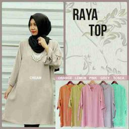BR5928 - C16190 RAYA TOP (SV COLLECTION) - cream