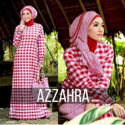 BR5938 - C16141 AZZAHRA MAXI RED