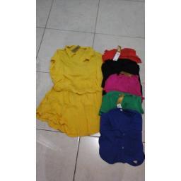 BR06822-4 - DRESS AULIA - blue