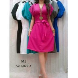 BR06930 - dress sr 1-072 - black