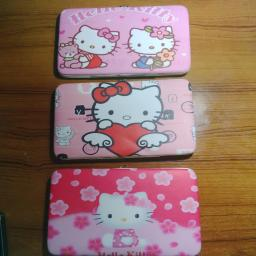 BR07404 - DOMPET HELLO KITTY - PINK
